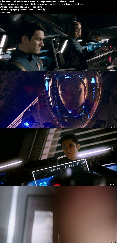 Star Trek: Discovery (2017) {Sezon1} (Odcinki od 01 do 10} PL.480p.WEB.DD5.1.XviD-H3Q [Lektor PL]