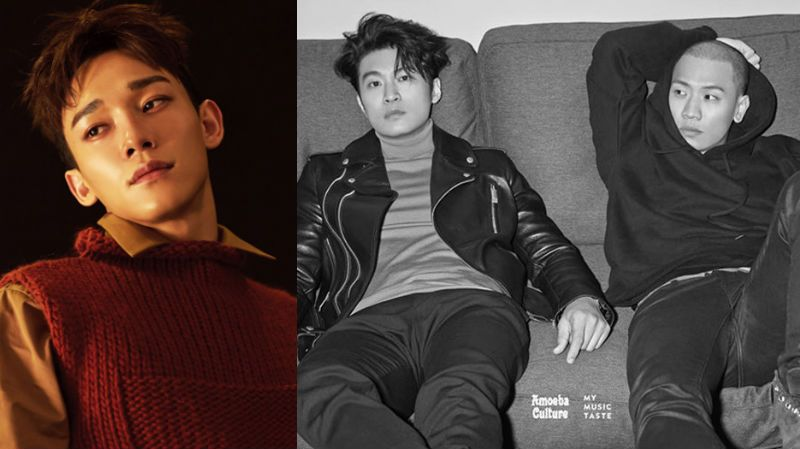 "EXO's Chen To Collaborate With Dynamic Duo For ""Mixxxture"" Project"
