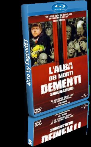 L'alba dei morti dementi (2004) FullHD 1080p Untouched DTS AC3 iTA ENG