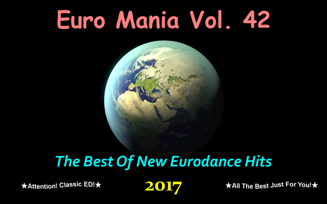 Euro Mania Vol. 42 (2017) front