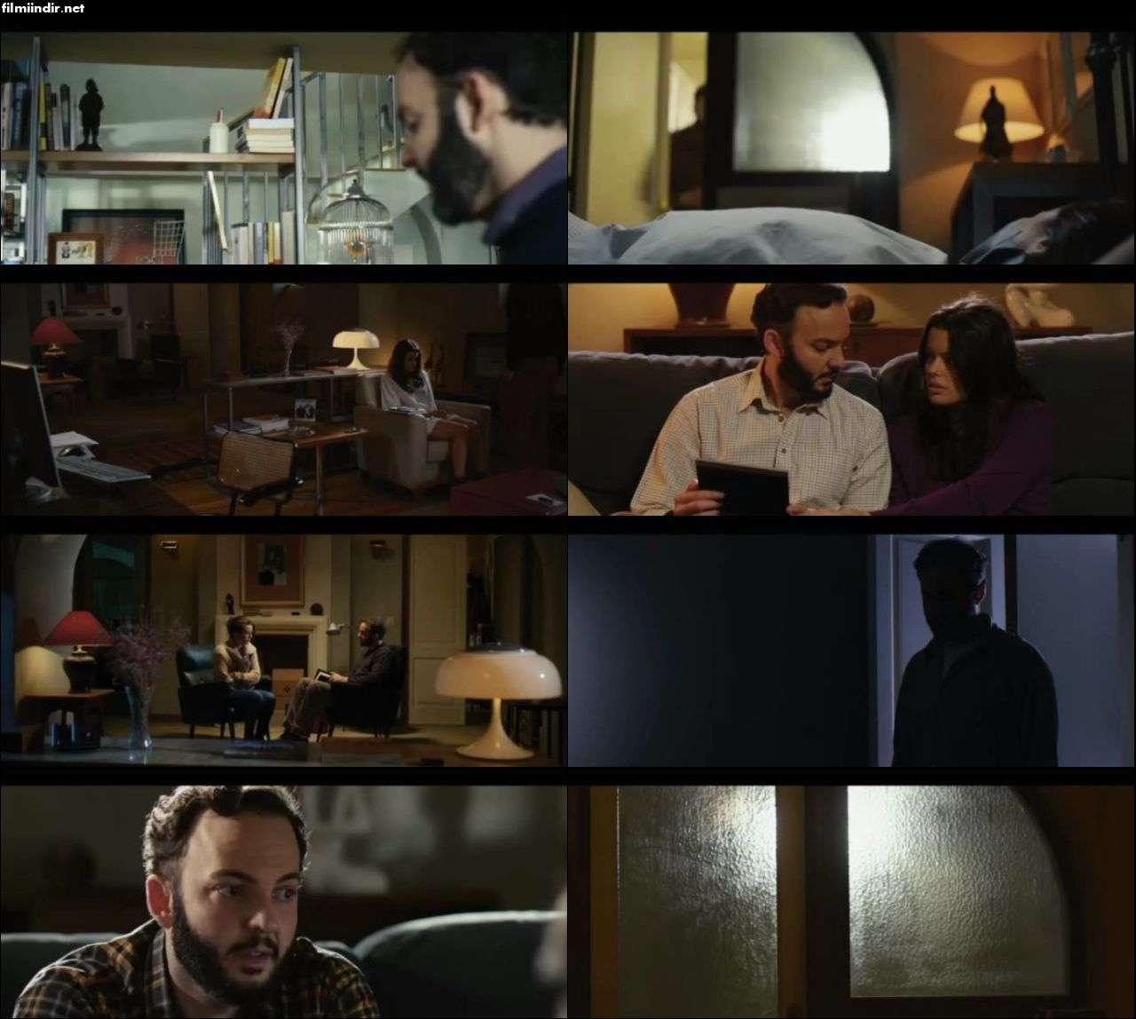 Sığınak - The Writer's Burrow - La madriguera (2016) türkçe dublaj hd film indir