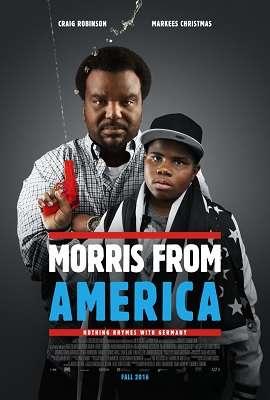 Моррис из Америки | WEB-DL 720p | L