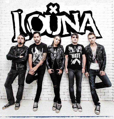 Louna - Дискография [7 Album, 3 Single + 1 сборник]   AAC
