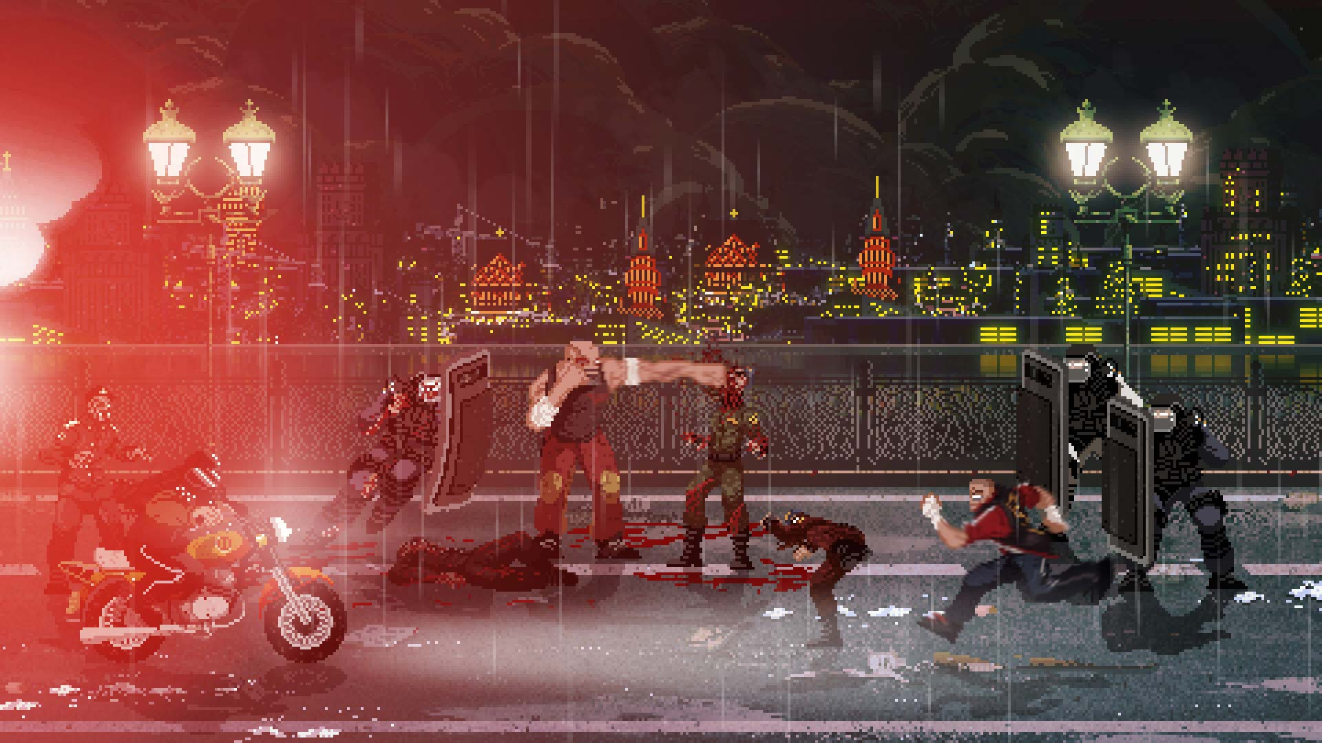 Mother Russia Bleeds [v1.0.4P1] | PC | RePack от Saverneo