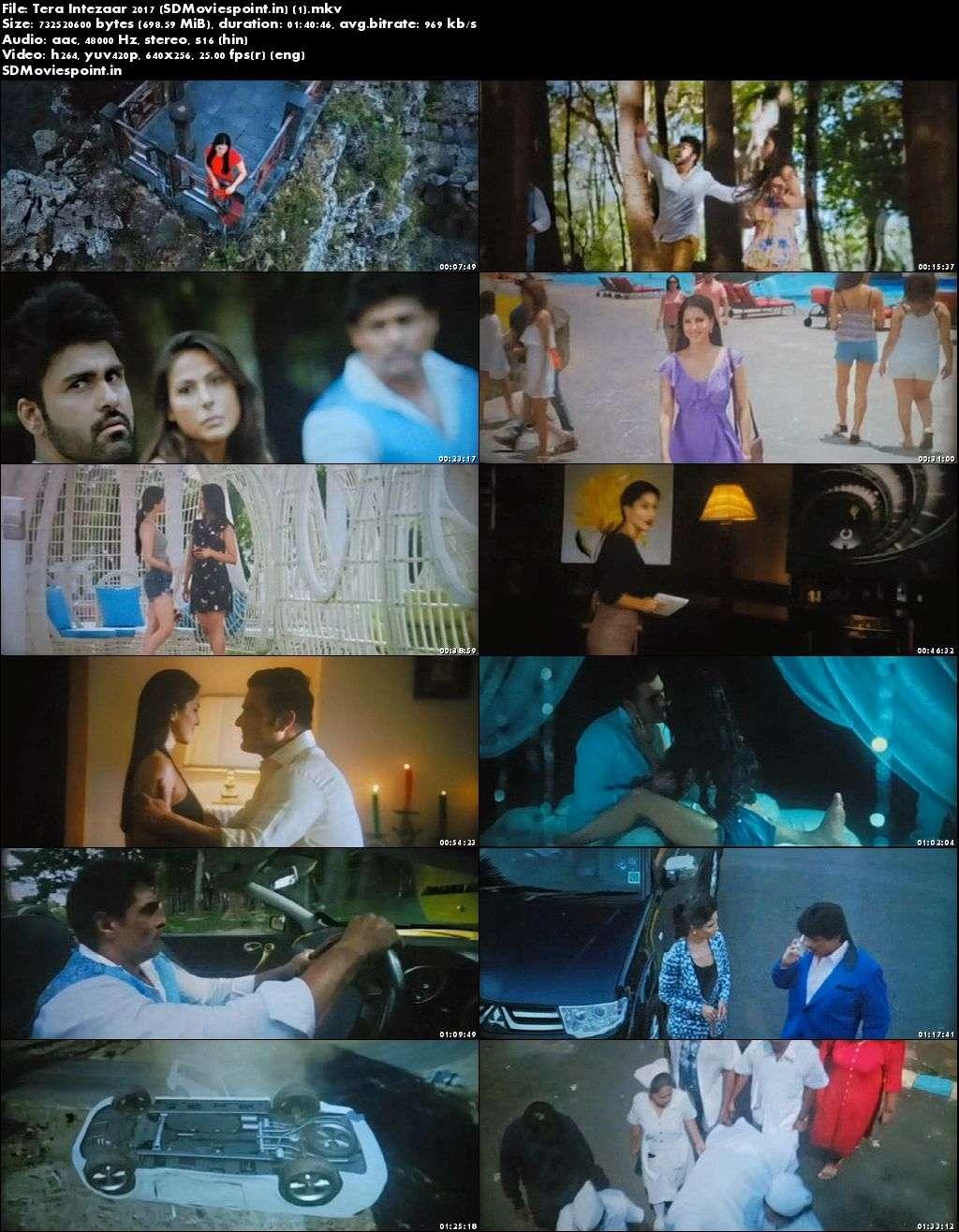 Screen Shots Tera Intezaar 2017 Full HD Movie Download Hindi Free