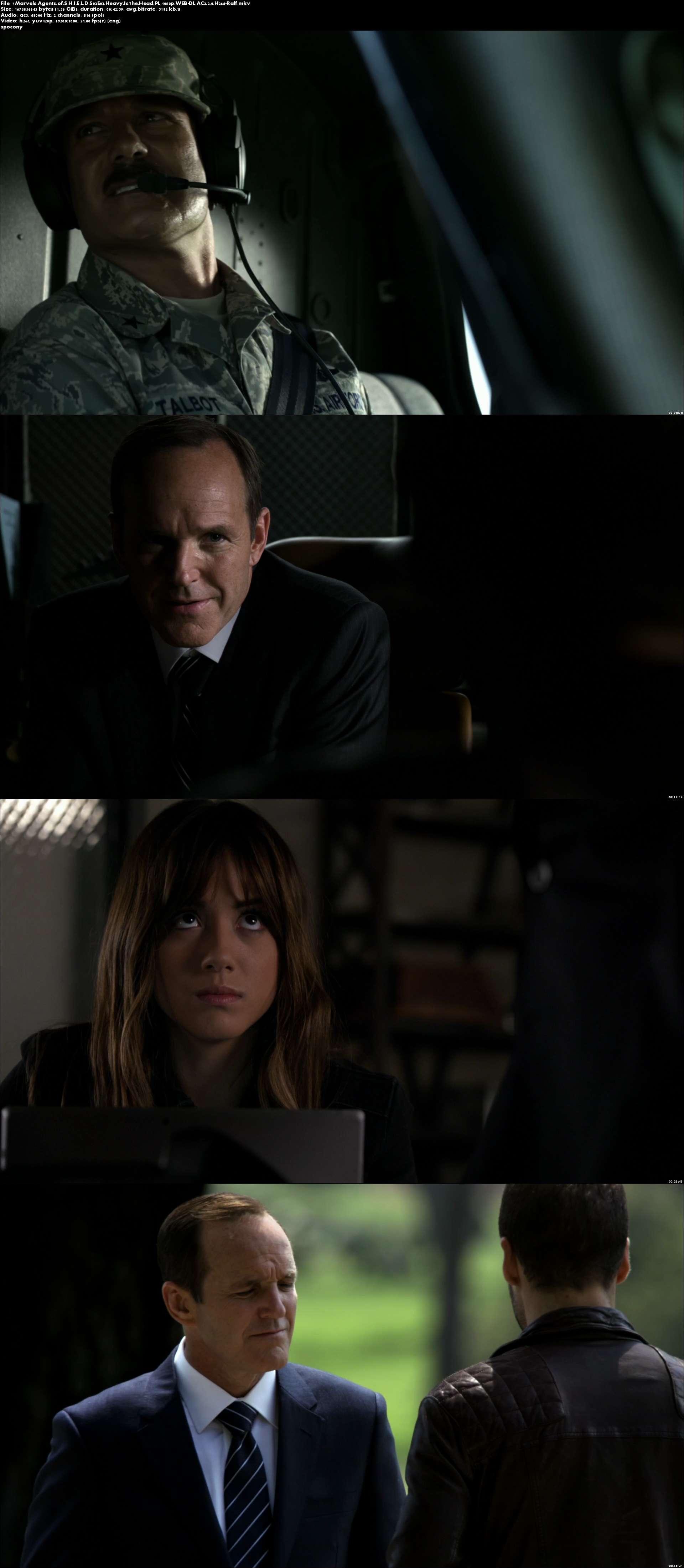 Agenci T.A.R.C.Z.Y. / Agents of S.H.I.E.L.D. (2014) {Sezon 2} (Pełen sezon) PL.1080p.WEB-DL.AC3.2.0.H264-Ralf [Lektor PL]