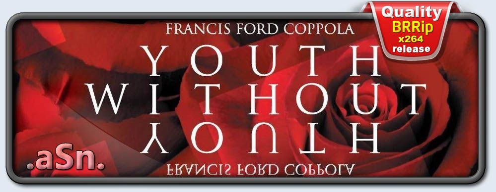 Youth Without Youth (2007) BRRIP 1080P  [ MP4  1Link ]