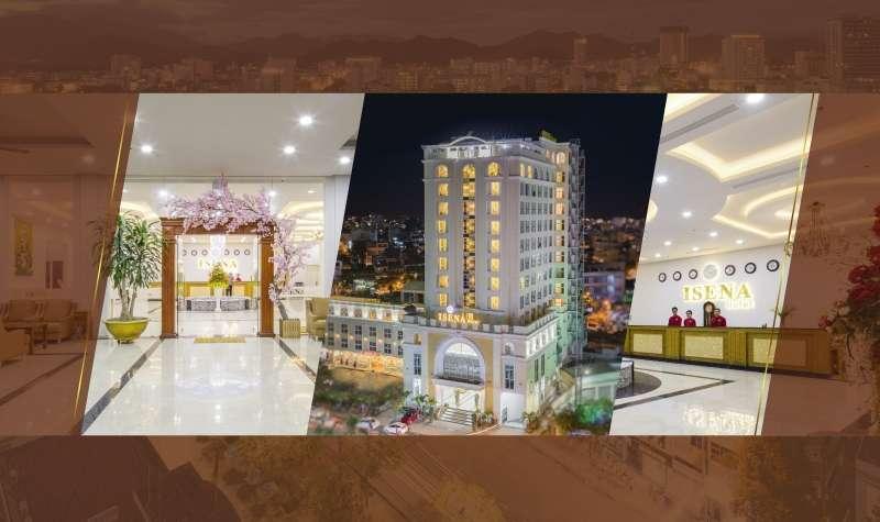 khách sạn ISENA
