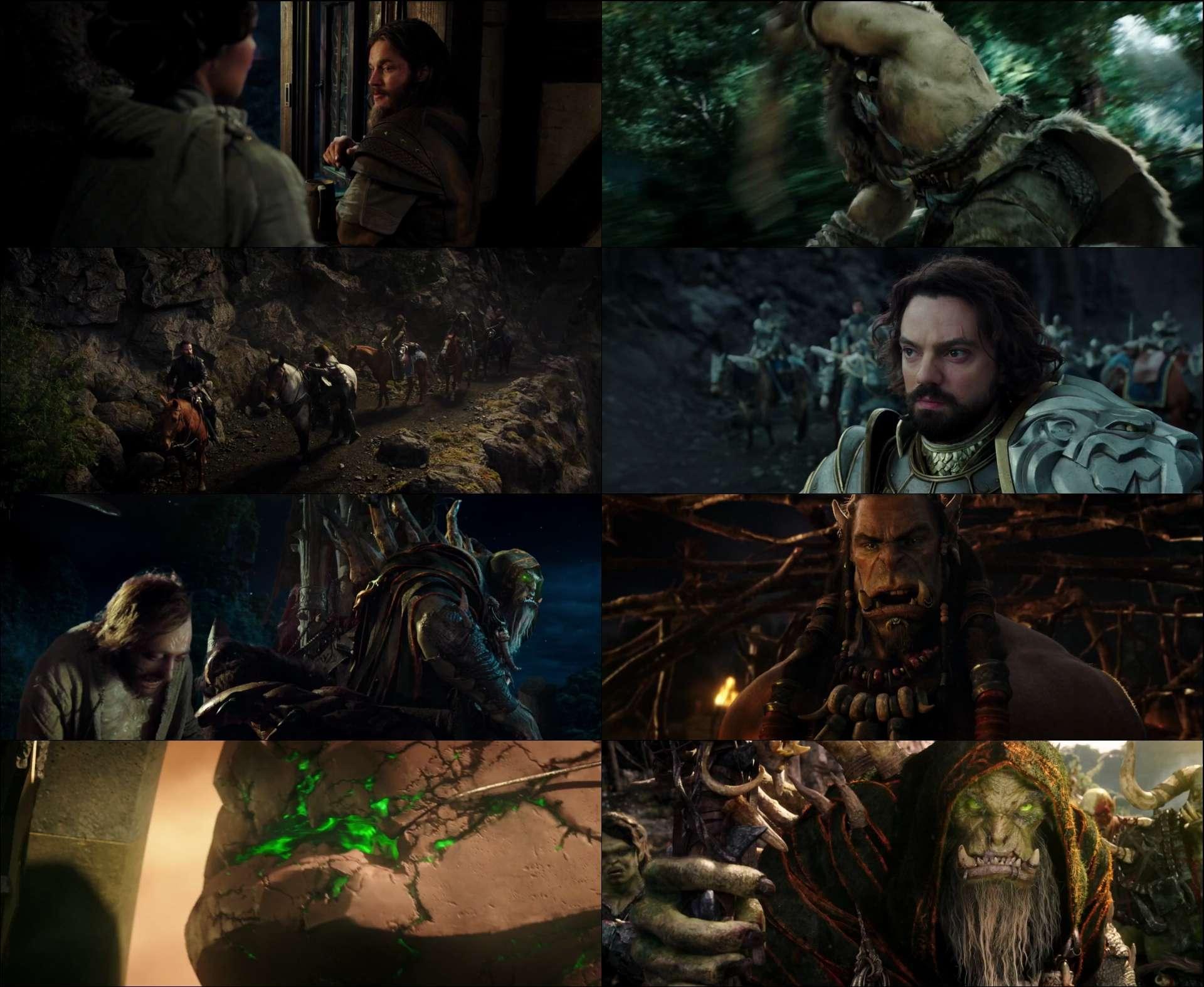 Warcraft: İki Dünyanın İlk Karşılaşması (2016) türkçe altyazılı film indir