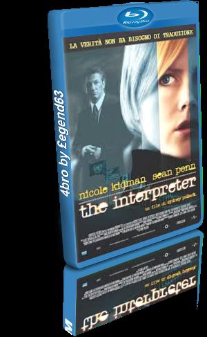 The interpreter (2005) FullHD 1080p Untouched AC3 iTA-ENG