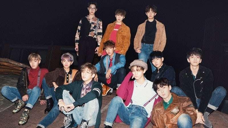 Wanna One Takes Top Spot On Melon Music Award's Kakao Hot Star Award Poll