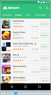 APKPure APK v2.1.0 Ad-Free Mod [Android]