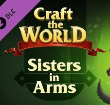 Craft The World Helloween + Sisters in Arms | PC | Лицензия