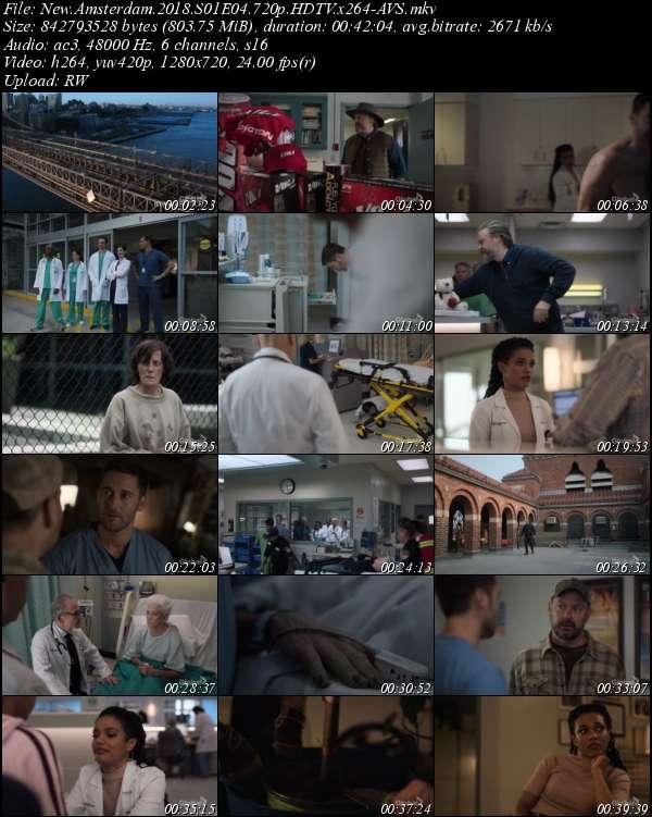 New Amsterdam 2018 S01E04 720p HDTV x264 AVS