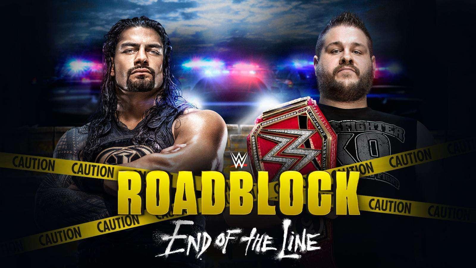 العرض الشهري المنتظر Roadblock Line
