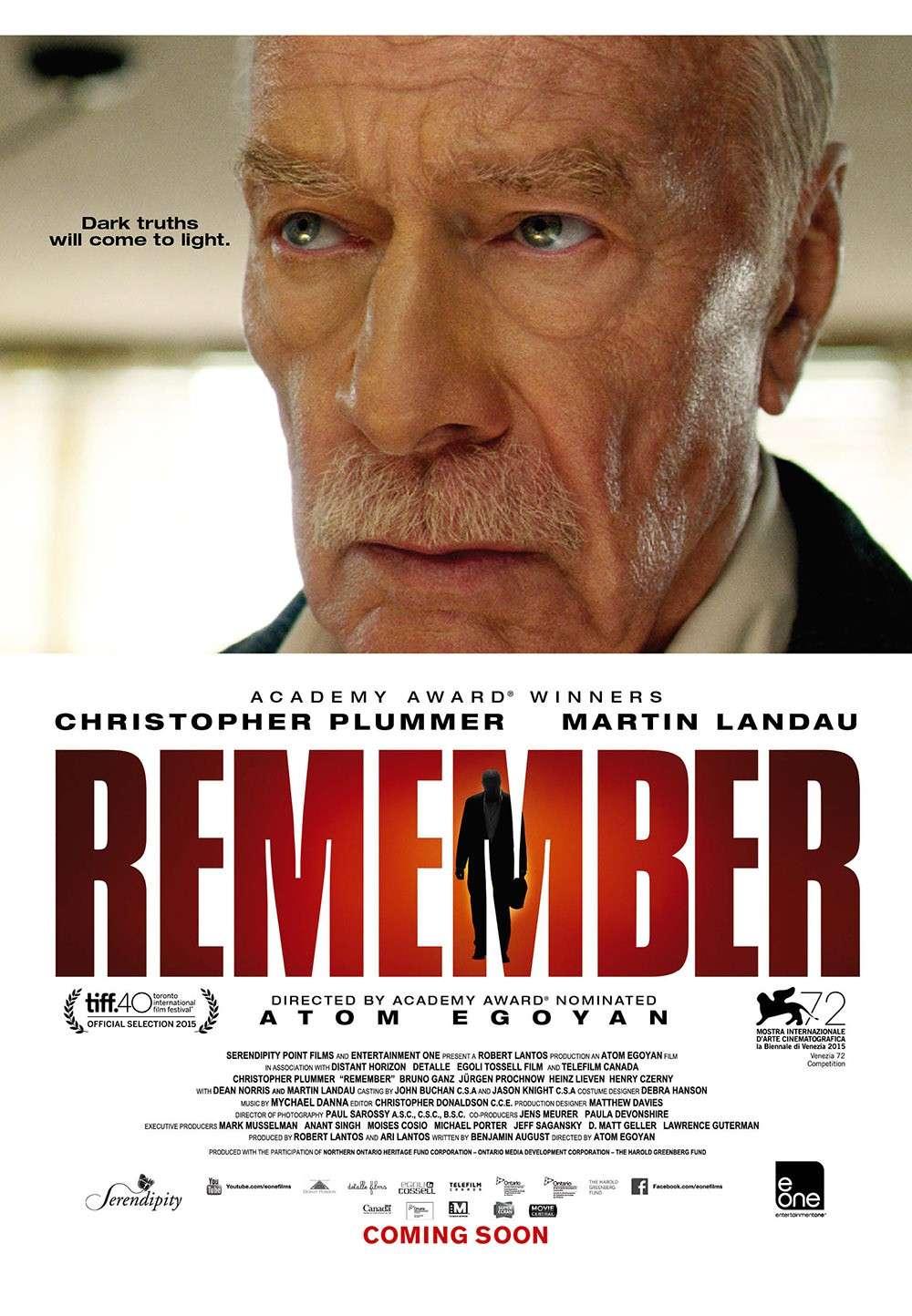 Помнить | BDRip 720p | Лицензия