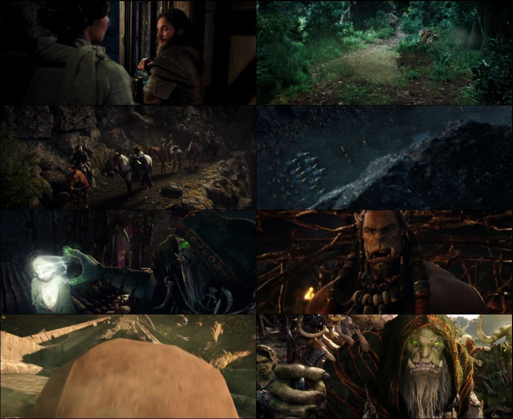Warcraft: İki Dünyanın İlk Karşılaşması (2016) türkçe altyazılı full film indir