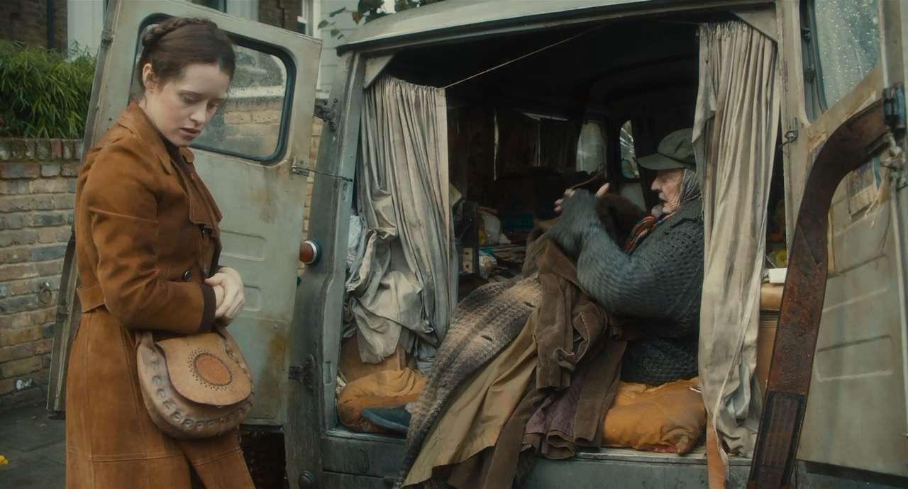 Леди в фургоне | BDRip 720p | iTunes