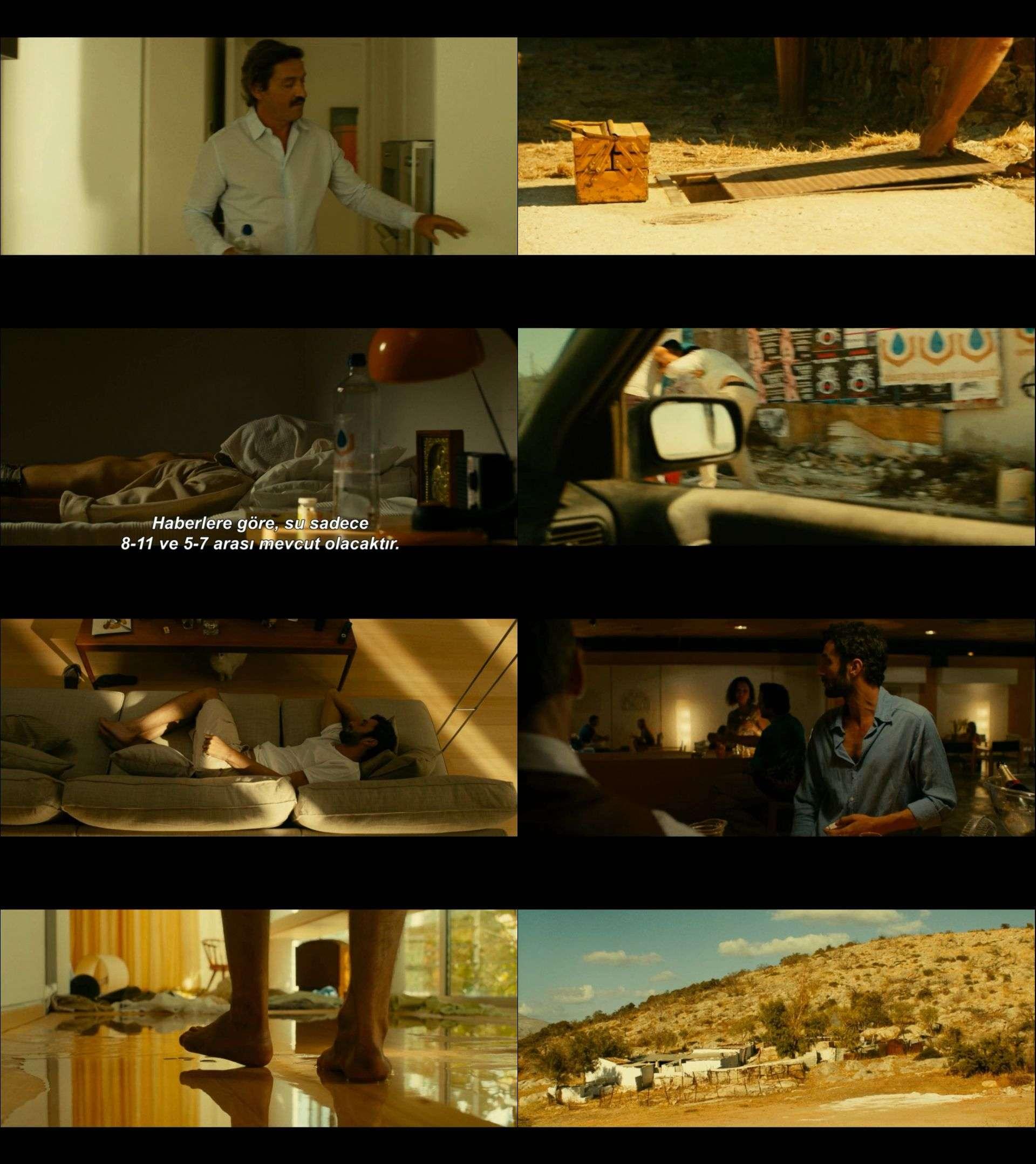 Kör Güneş - Blind Sun (2015) türkçe dublaj film indir