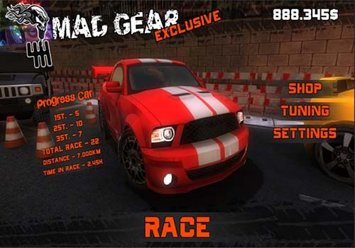 Mad Gear Exclusive [v1.0] | PC