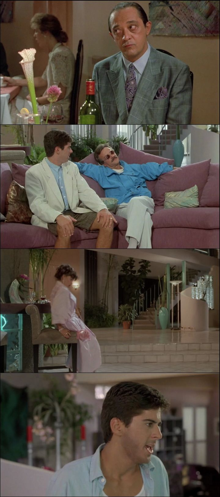 Çılgın Tatil - Weekend at Bernie's (1989) türkçe dublaj film indir