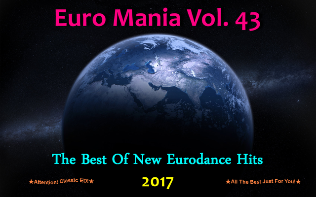 Euro Mania Vol. 43 (2017) front