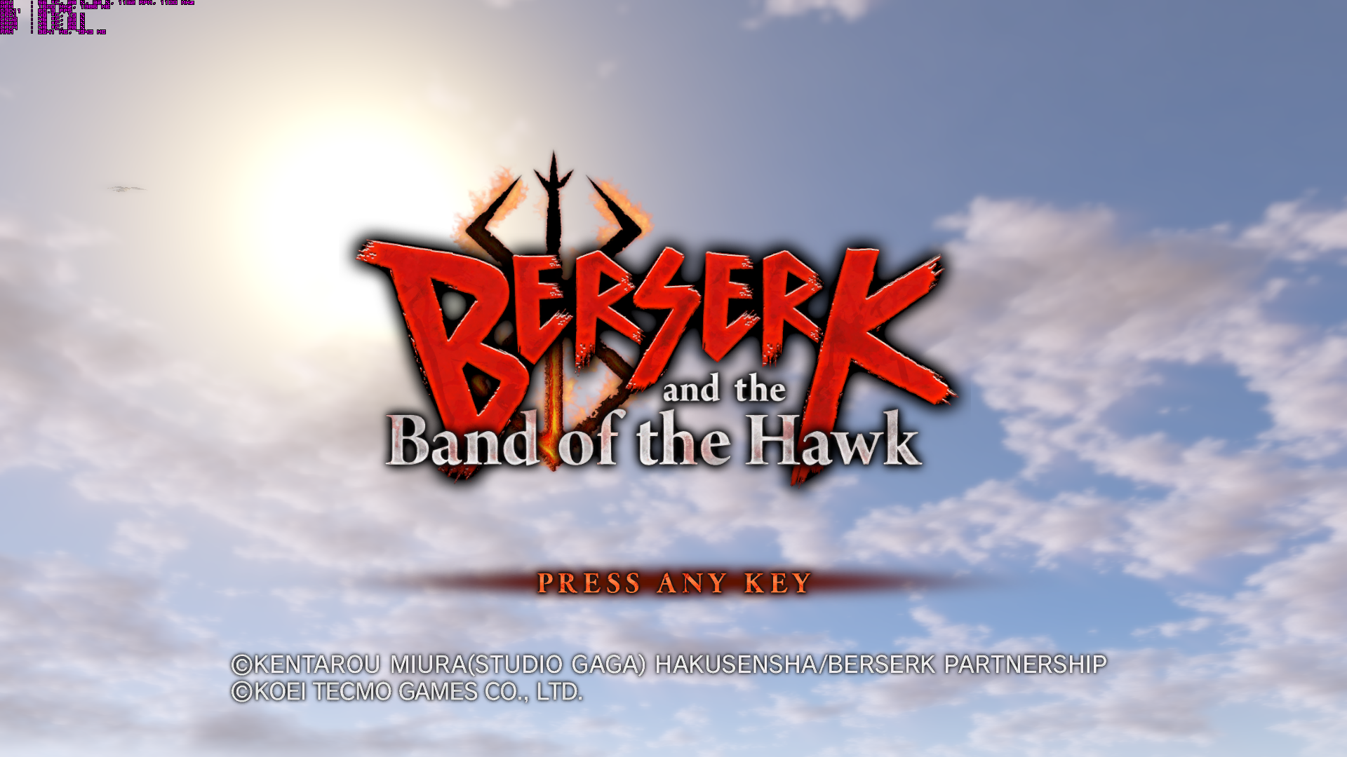 BERSERK and the Band of the Hawk | PC | RePack by VickNet