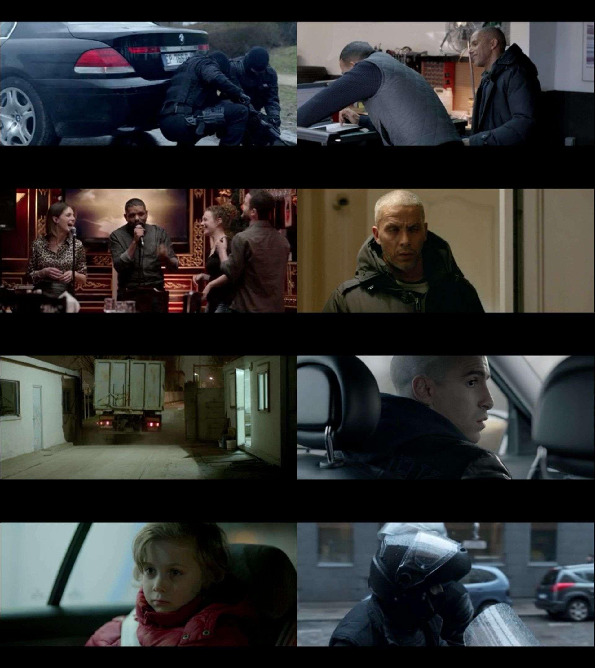 Soygun Braqueurs (2015) türkçe dublaj film indir