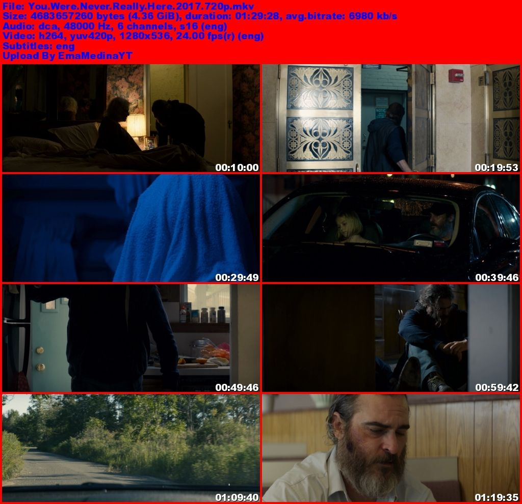 You Were Never Really Here [2017] [Ingles] [720p] [BrRip] [UB+]