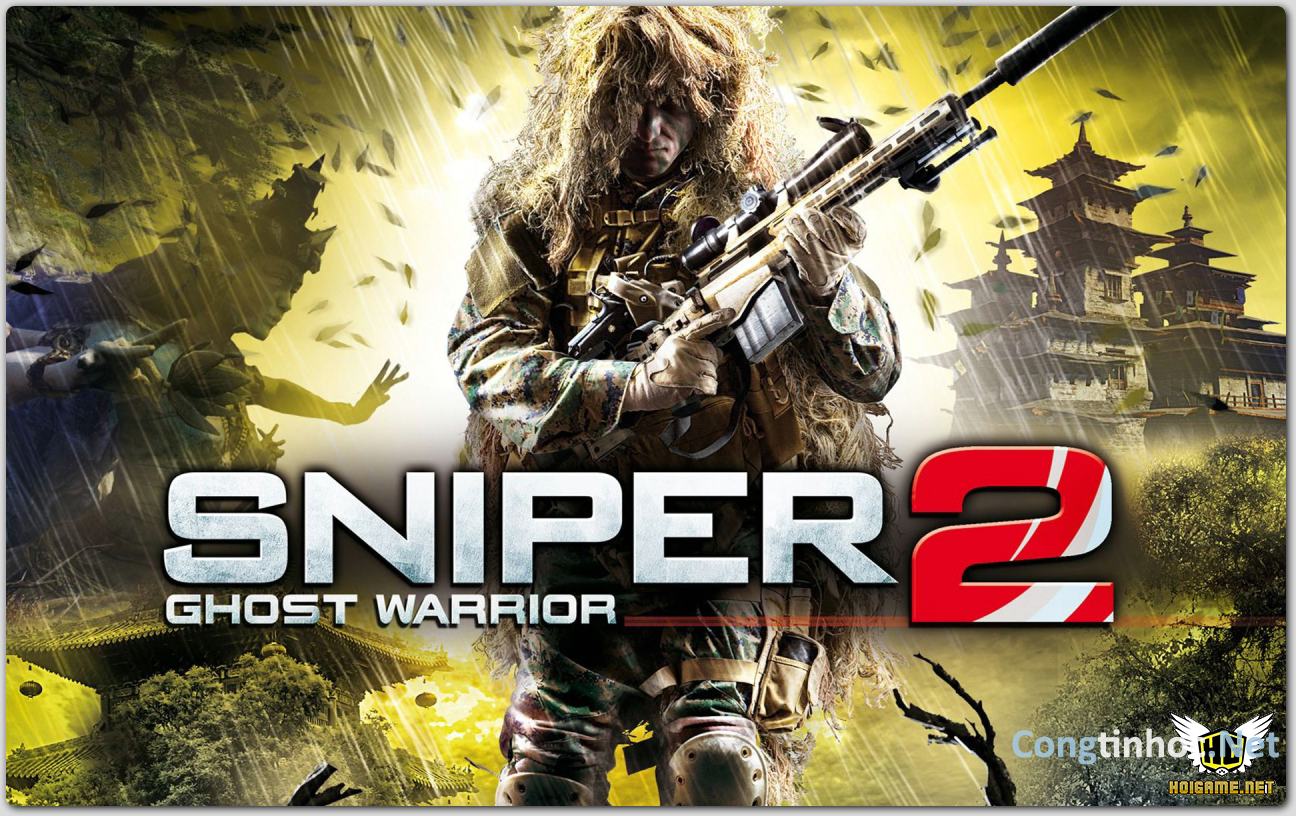 Download Game Sniper Ghost Warrior 2 Full Cr@ck