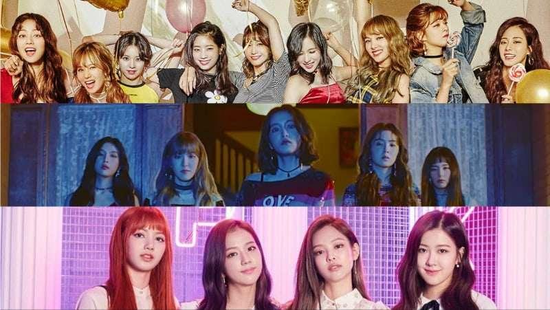 November Girl Group Brand Reputation Rankings Revealed