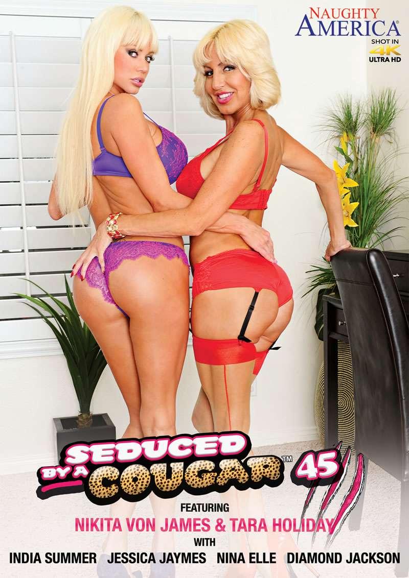 Соблазненные Пумами 45 | Seduced By A Cougar 45