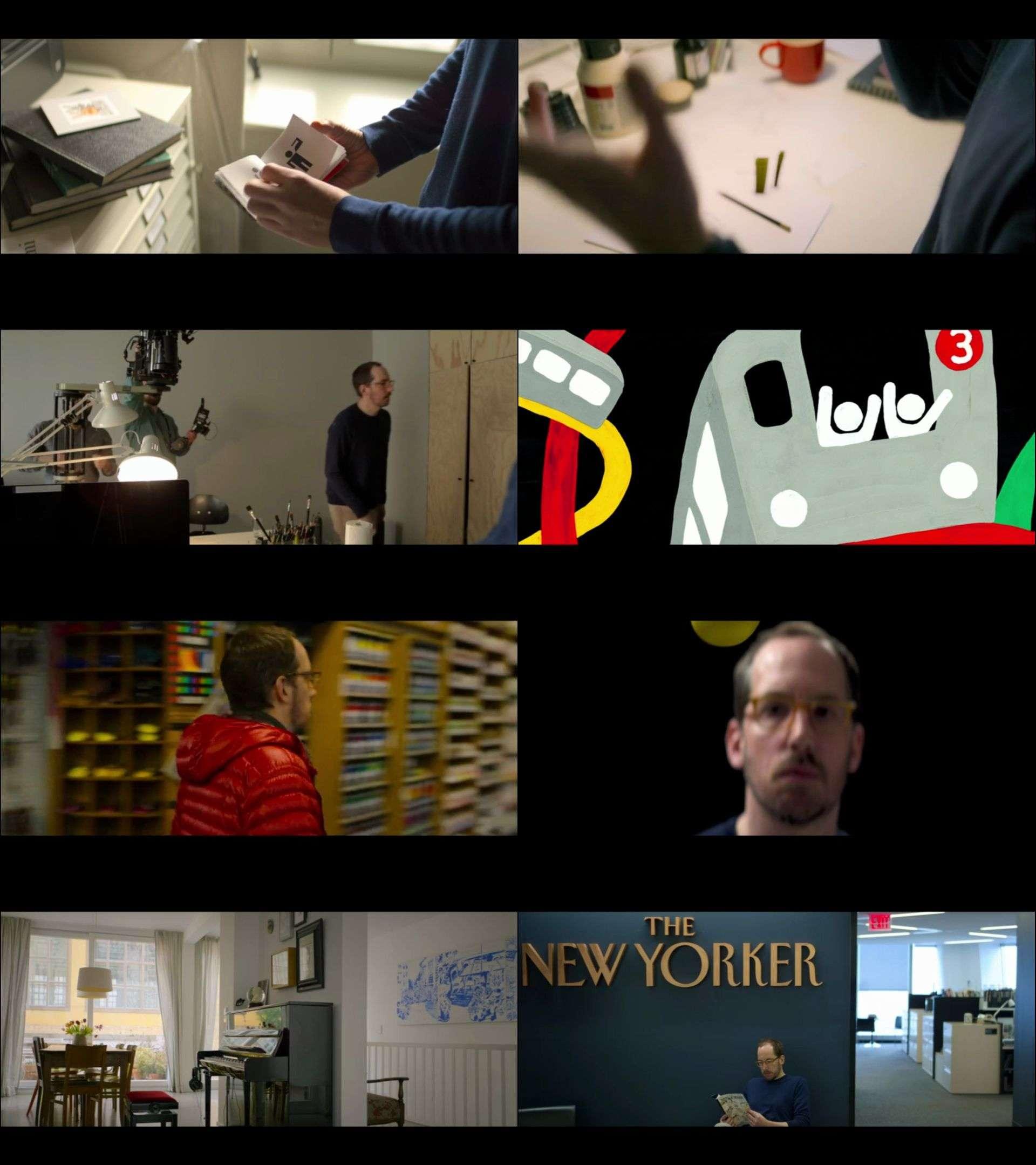 Soyut Düşünce Tasarım Sanati (2017) belgesel serisi tüm bölümler türkçe dublaj indir