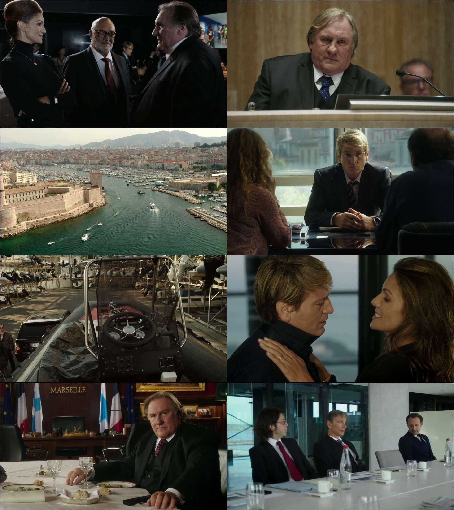 Marseille 2016 Sezon 1 WEB-DL XviD Türkçe Dublaj indir