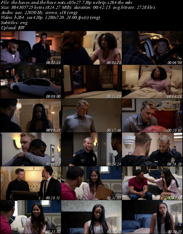 The Haves and the Have Nots S05E27 720p