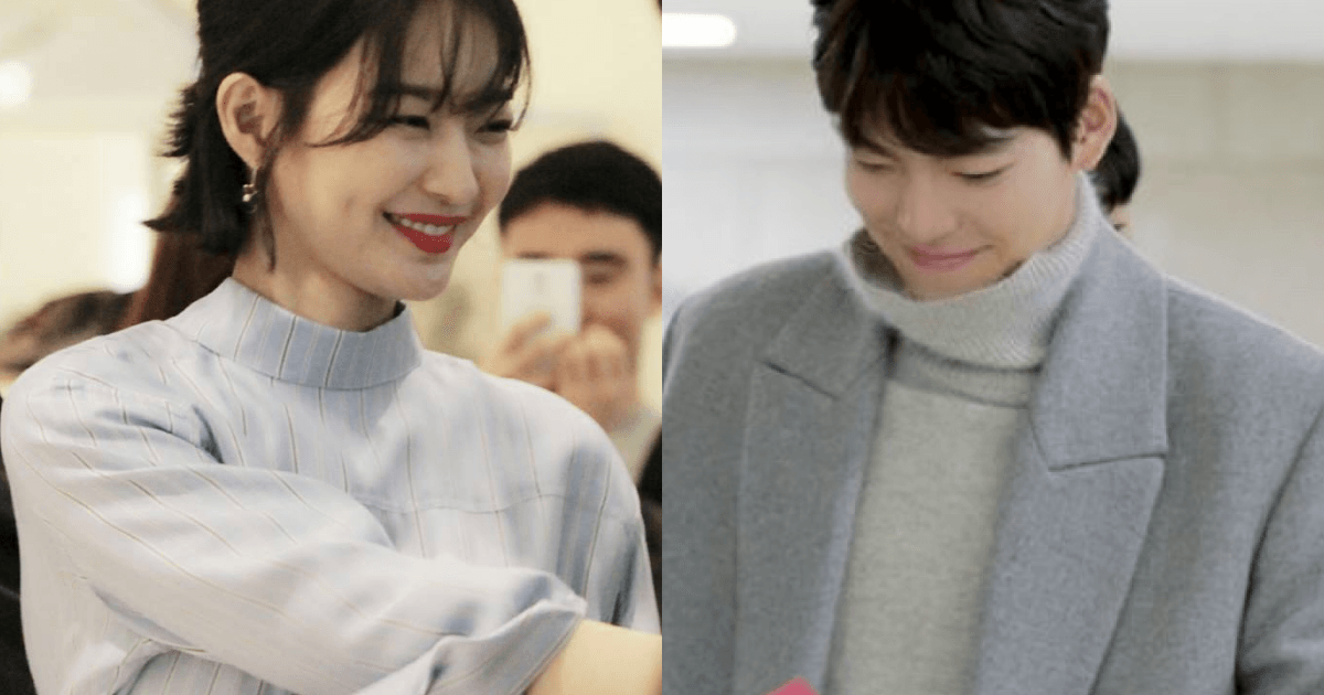 Shin Min Ah Is The Biggest Support In Kim Woo Bin's Cancer Treatment