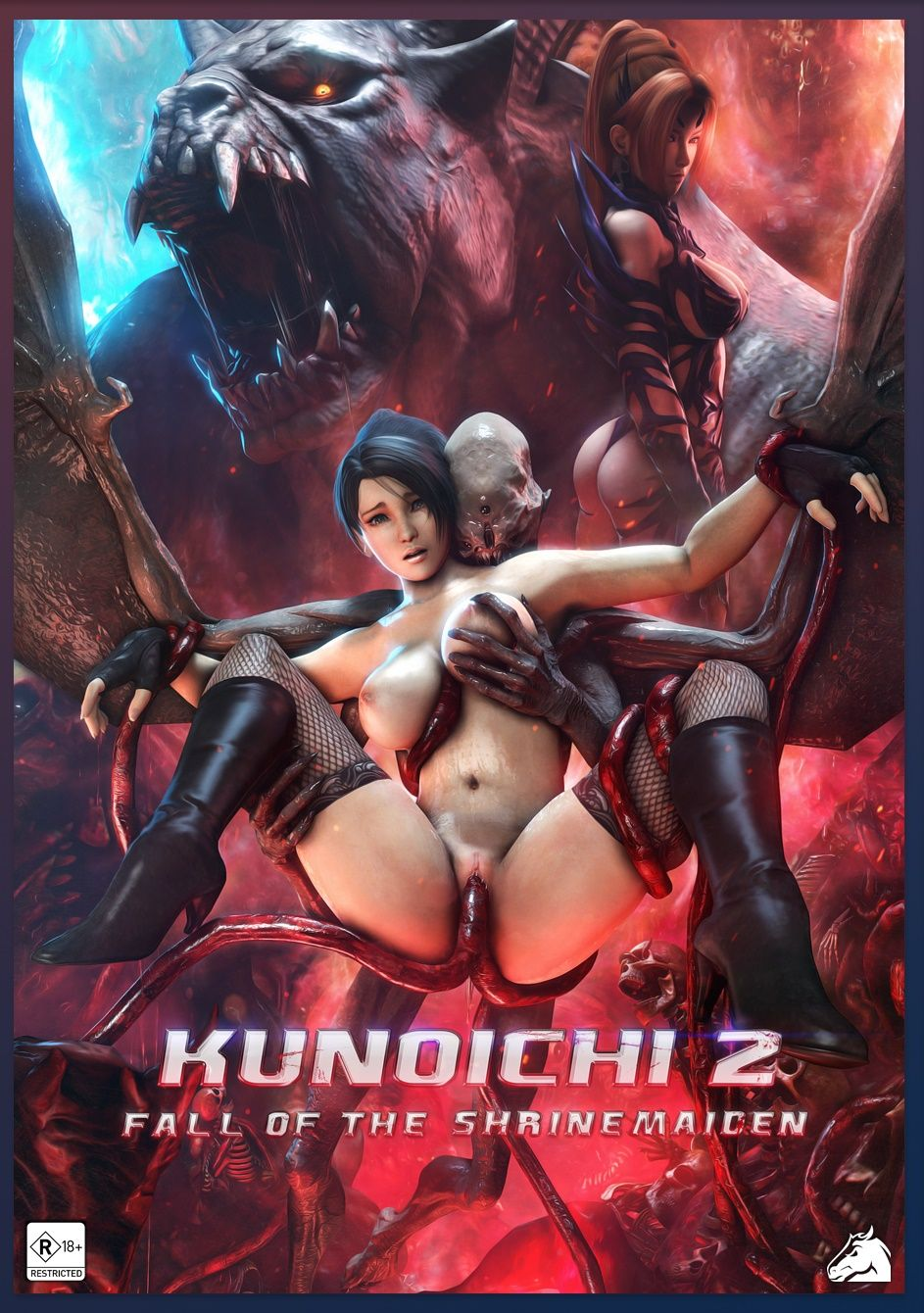 [FOW-005] Kunoichi 2: Fall of the Shrinemaiden |