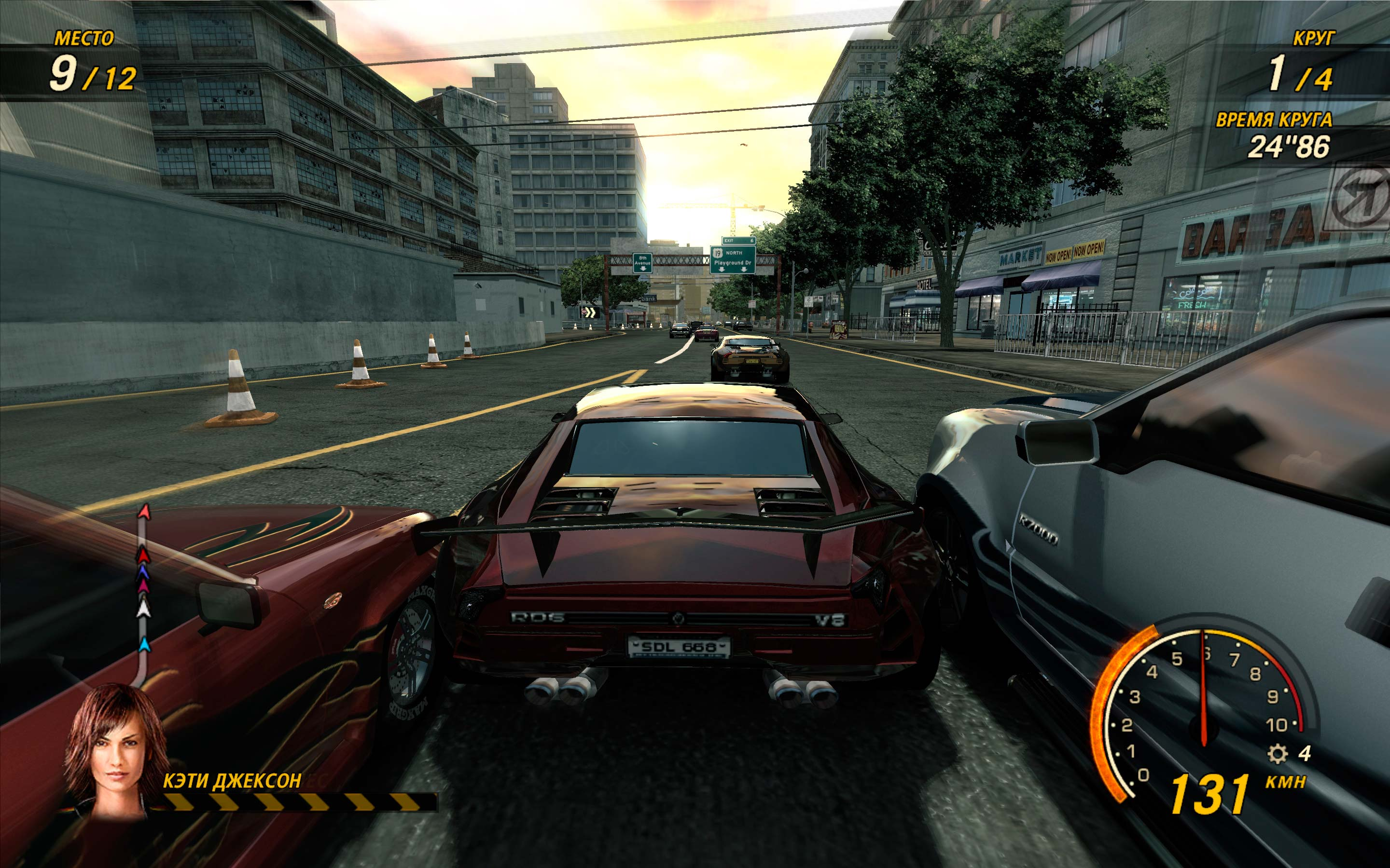 FlatOut: Ultimate Carnage | PC | RePack от Saverneo