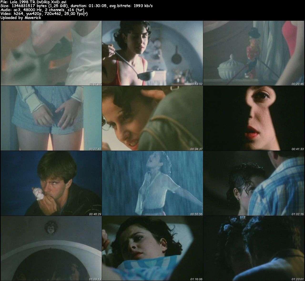 Lola - 1998 Türkçe Dublaj DVDRip indir