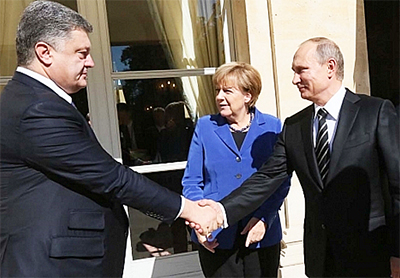 ВОЙНА НА ДОНБАССЕ НАЧНЕТСЯ В НОЯБРЕ?.. США готовят кровавую бойню на русской земле