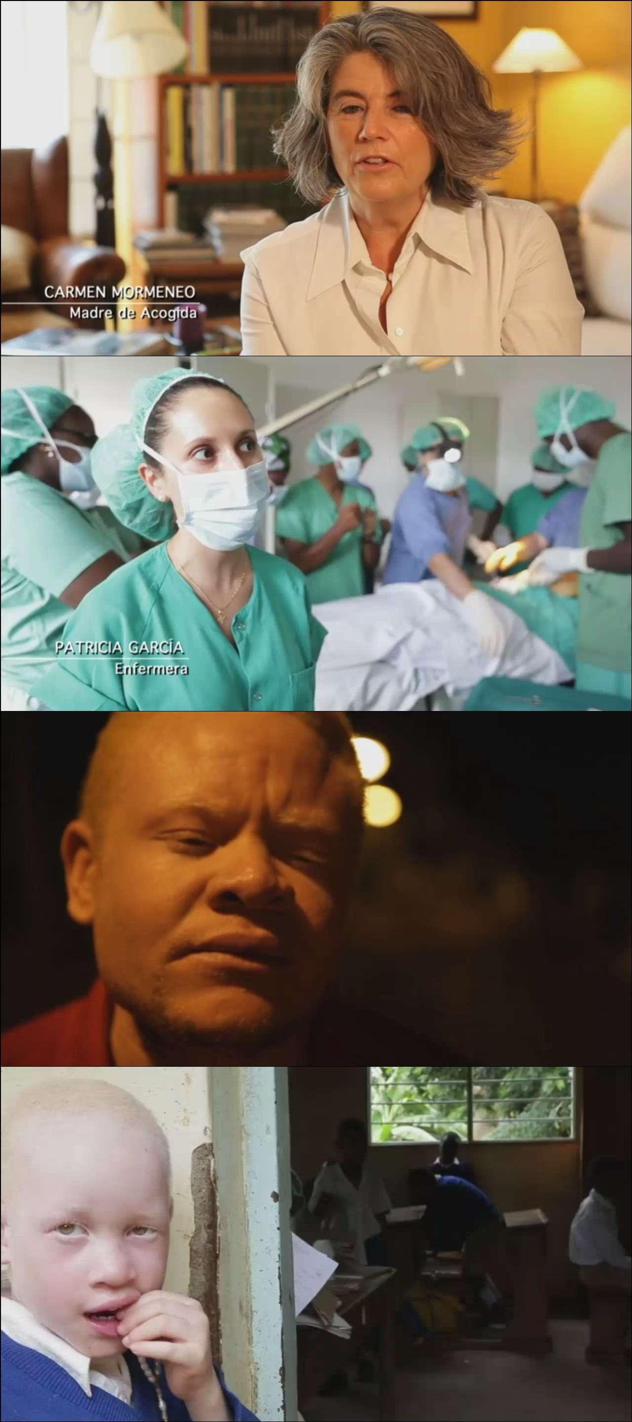 Beyaz Ten Siyah Adam - Black Man White Skin (2015) türkçe dublaj belgesel indir