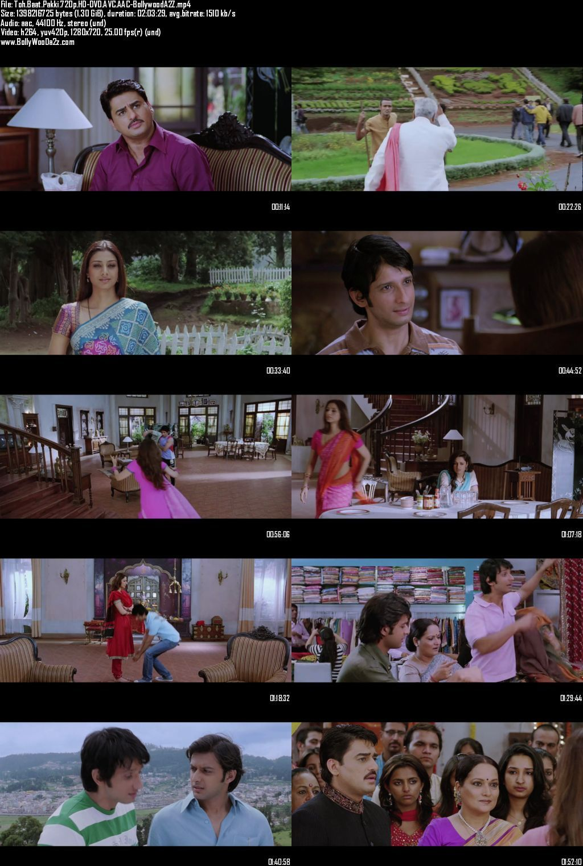 Toh Baat Pakki! (2010) 720p - HD-DVDRip - AVC - AAC-Bollywooda2z