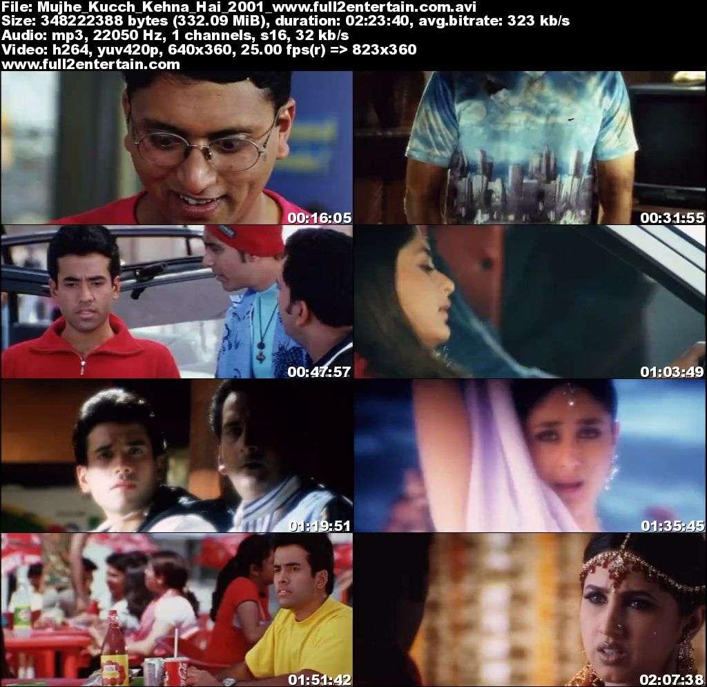 Mujhe Kucch Kehna Hai 2001 Full Movie Download Free in Bluray 720p