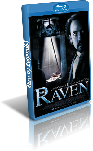 The raven (2012) BD-UNTOUCHED AVC DTS/AC3 iTA-ENG