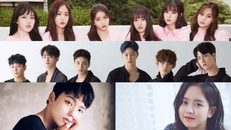 2017 Melon Music Awards Announces Next Artist And Presenter Lineup