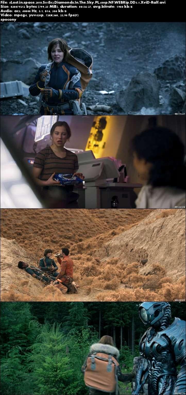 Zagubieni w kosmosie / Lost in Space (2018) {Sezon 1} (Pełen sezon) PL.480p.NF.WEBRip.DD5.1.XviD-Ralf [Lektor PL]