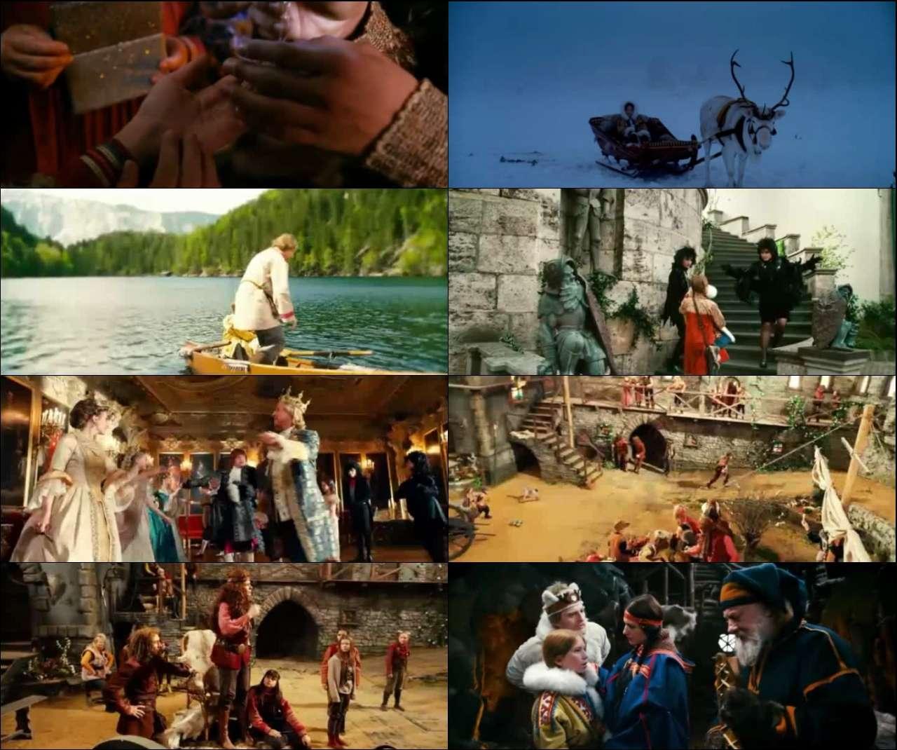 Karlar Kraliçesi'nin Gizemi (2015) türkçe dublaj hd film indir