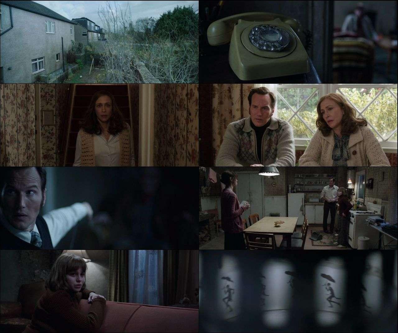 Korku Seansı 2 - The Conjuring 2 (2016) türkçe altyazılı indir