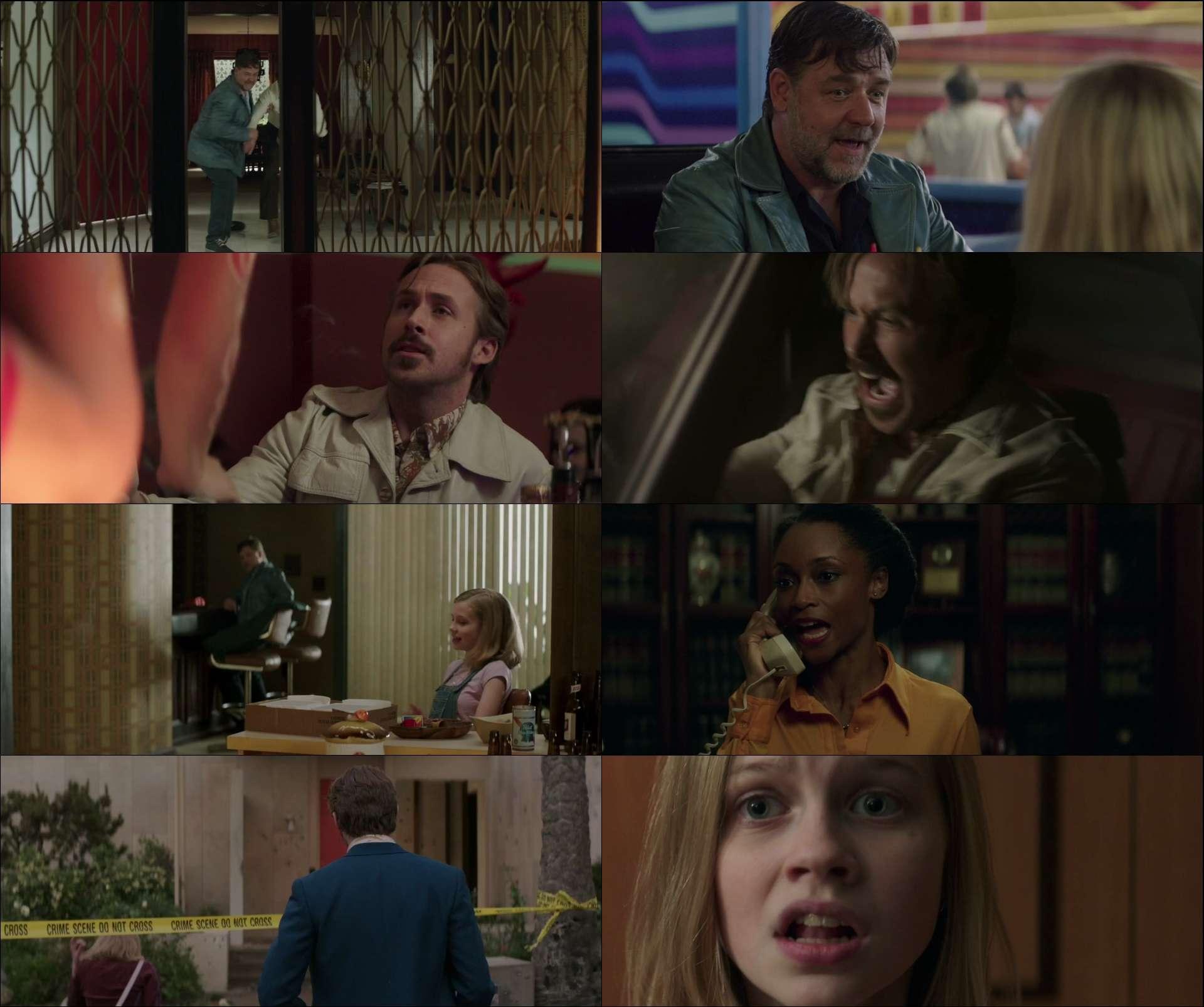 İyi Adamlar - The Nice Guys (2016) türkçe altyazılı film indir