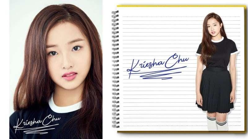 "Kriesha Chu From ""K-Pop Star 6"" To Make Comeback With 2nd Album"